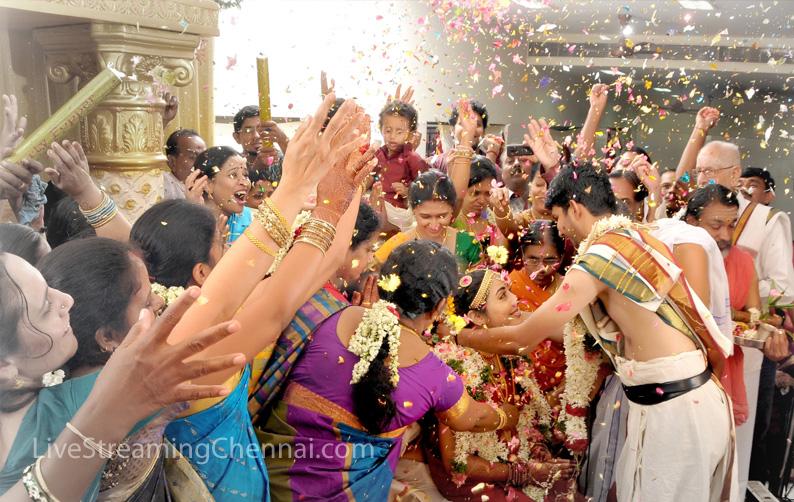 Marriage Live Streaming Chennai